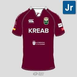 Camiseta rugby Canterbury Alcobendas Rugby junior (reversible)