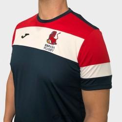 Camiseta gym Joma España Rugby marino