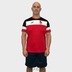 Camiseta gym Joma España Rugby roja