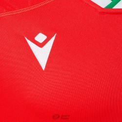 Camiseta rugby Macron Gales home pro