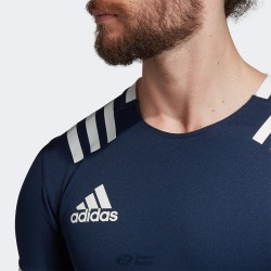 Camiseta Adidas Rugby Training Jersey marino