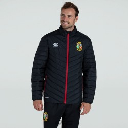 Chaqueta Canterbury The British & Irish Lions negro