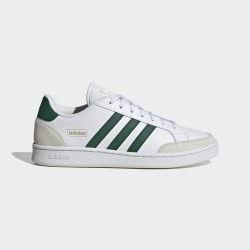 Zapatillas Adidas Grand Court blanco-verde