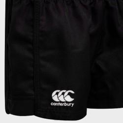 advantage rugby short black