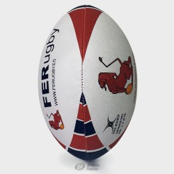 GILBERT SPAIN RUGBY SUPPORTER BALL - SIZE 5