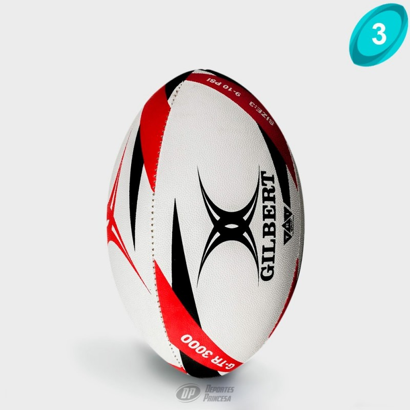 G-TR3000 Trainer Rugby Ball