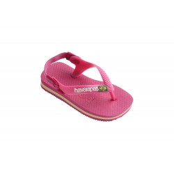 Chanclas Havaianas Brasil Baby orchid rose