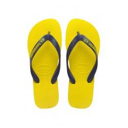Chanclas Havaianas Brasil citrus yellow