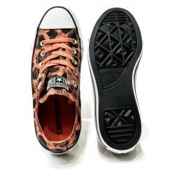 Zapatillas Converse Chuck Taylor Animal Print pink blush/black