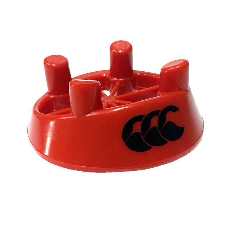 Canterbury Kicking tee red