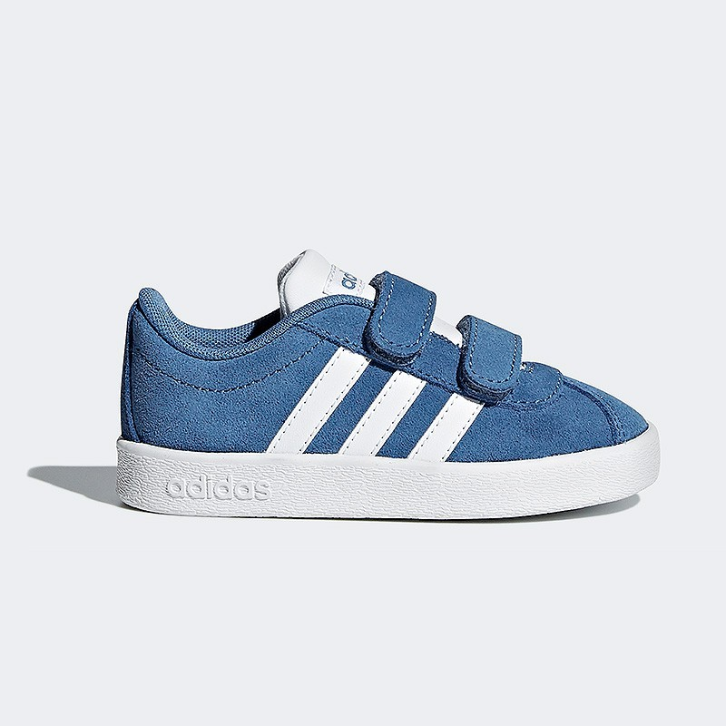 Zapatillas Adidas VL COURT 2.0 CMF I royal/blanco