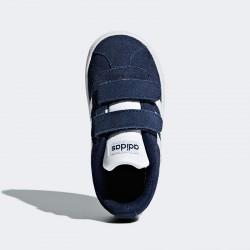 Zapatillas Adidas VL COURT 2.0 CMF I azul marino/blanco