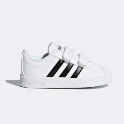 Zapatillas Adidas VL COURT 2.0 CMF I blanco/negro