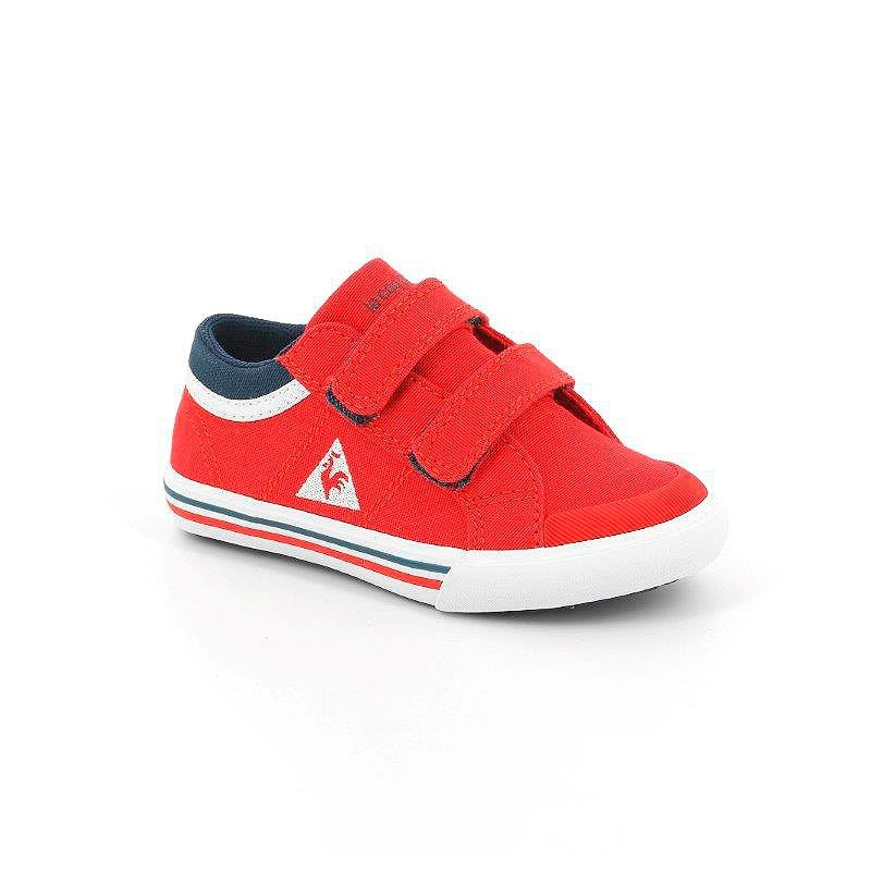 Zapatilla Le Coq Sportif SAINT GAETAN INF CVS vintage red - dress blue