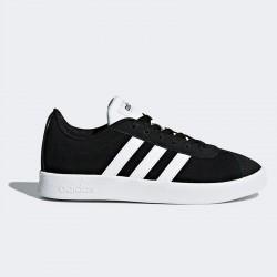Zapatillas Adidas VL COURT 2.0 K negro-blanco