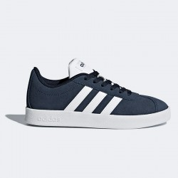 Zapatillas Adidas VL COURT 2.0 K azul marino-blanco