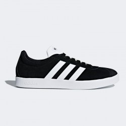 Zapatillas Adidas VL COURT 2.0 negro-blanco