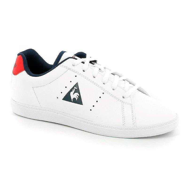 Zapatilla Le Coq Sportif COURTONE GS S LEA optical white