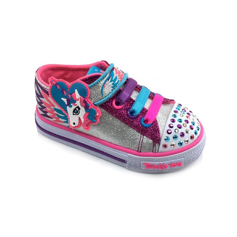 Zapatillas Skechers Kids SHUFFLES PARTY PETS