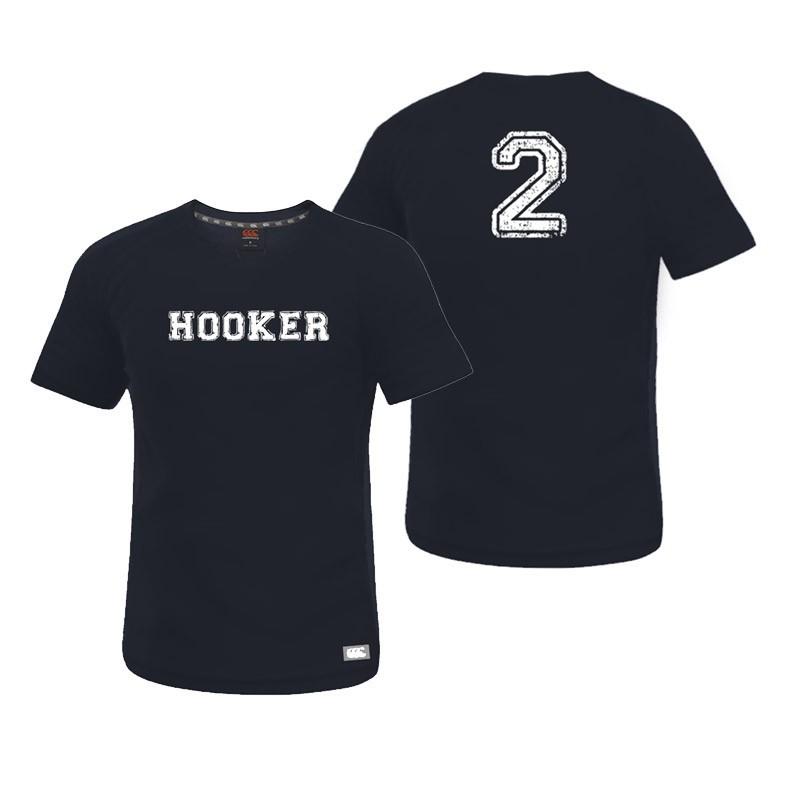 Camiseta Canterbury HOOKER 2