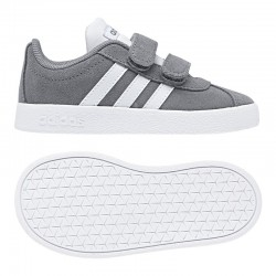 Zapatillas Adidas VL COURT 2.0 CMF I gris/blanco
