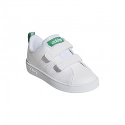 Zapatillas Adidas VS ADVANTAGE CL blanco/verde