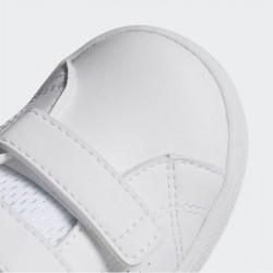 Zapatillas Adidas VS ADVANTAGE CL blanco/verde