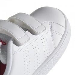 Zapatillas Adidas VS ADVANTAGE CL blanco/rosa