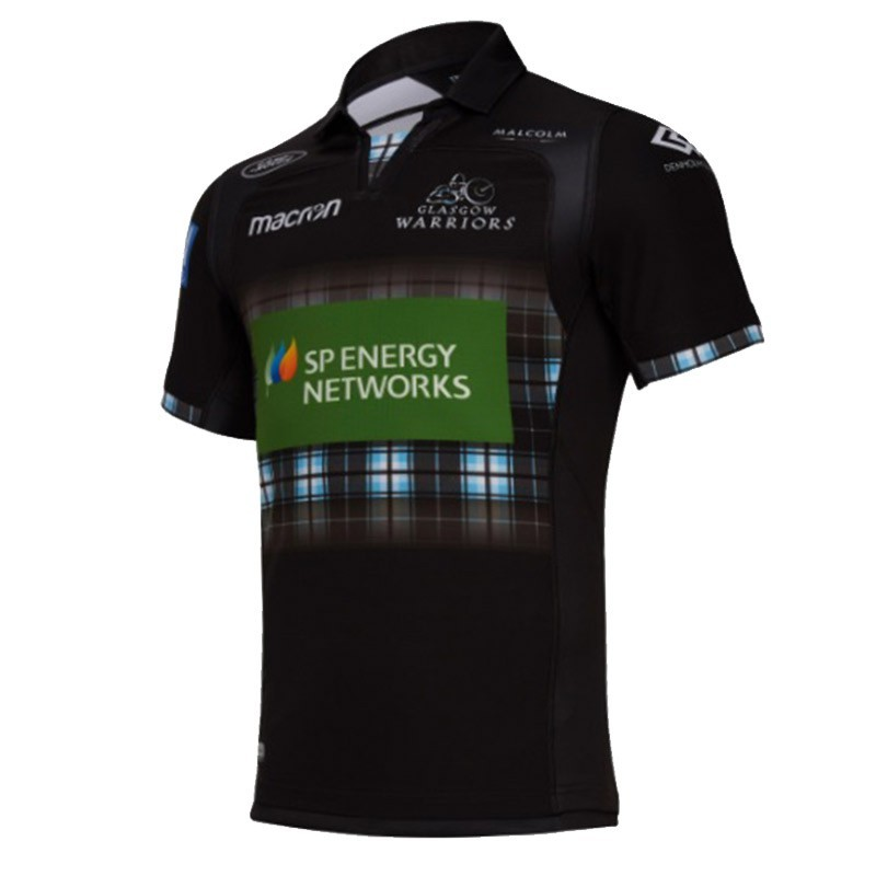 Camiseta rugby Macron GLASGOW WARRIORS home
