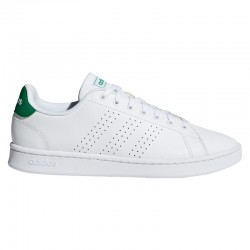Zapatillas Adidas ADVANTAGE blanco-verde