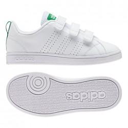 Zapatillas Adidas VS ADV CL CMF C blanco-verde