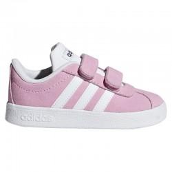 Zapatillas Adidas  VL COURT 2.0 CMF I rosa-blanco