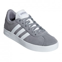Zapatillas Adidas VL COURT 2.0 K gris-blanco