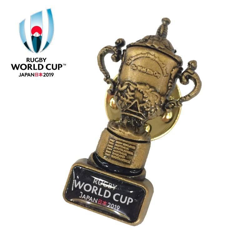 Pin Rugby World Cup 2019 - Webb Ellis Trophy
