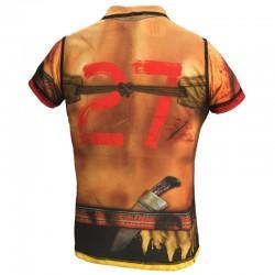 Camiseta reversible rugby Kiwi LA TRIBU - mujer