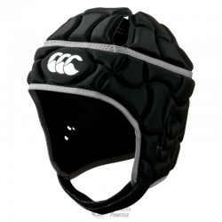 Casco Canterbury Club Plus - negro