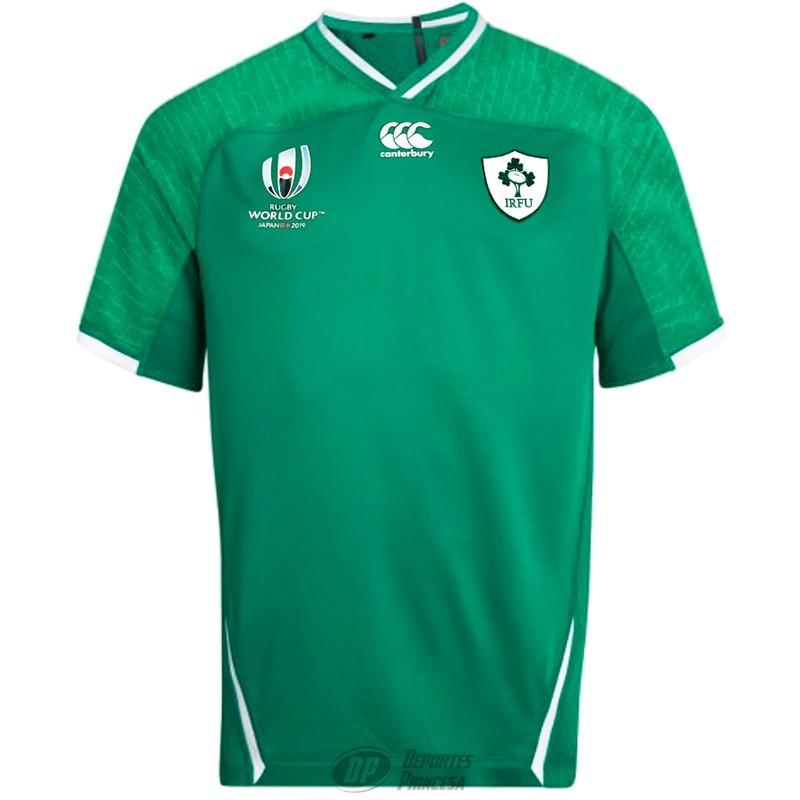 Camiseta rugby Canterbury Irlanda RWC 2019