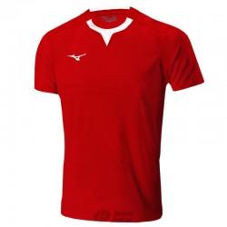 Camiseta rugby Mizuno Team rojo