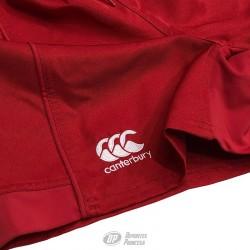 Pantalón Rugby Canterbury Advantage - rojo