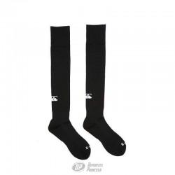 Medias rugby Canterbury team sock negro