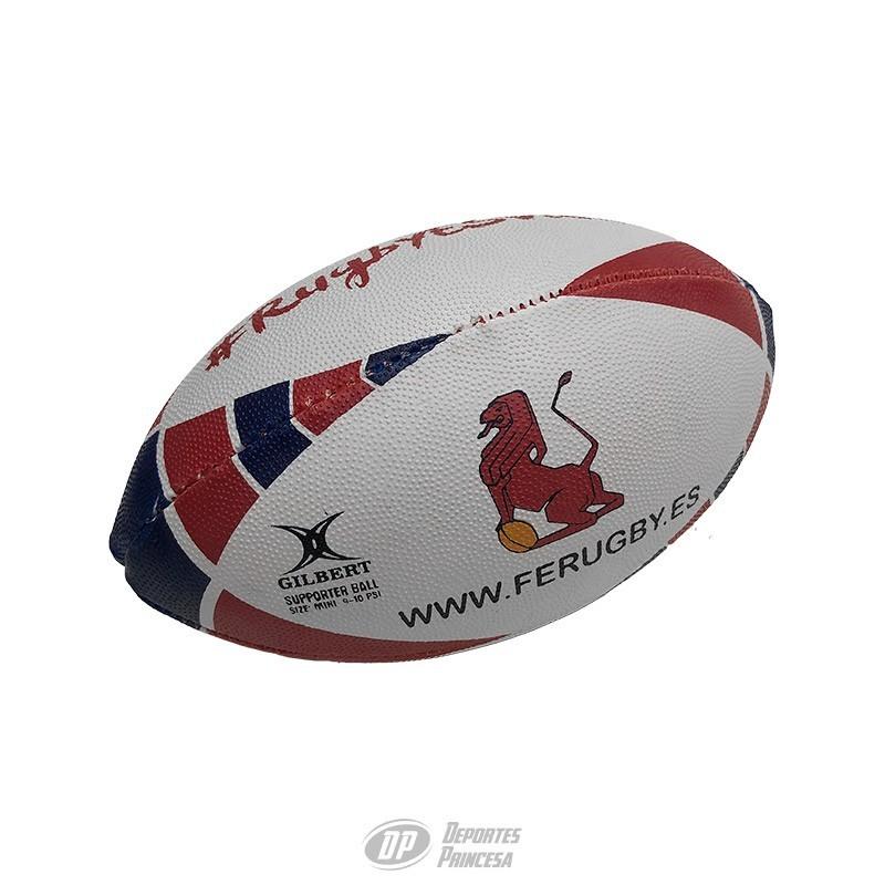 Balón Gilbert Mini España Rugby