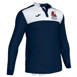 Polo Joma España Rugby travel navy ls
