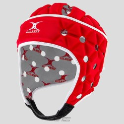 Casco Gilbert Air Headguard rojo