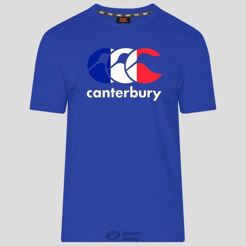 Camiseta Canterbury Seis Naciones Francia royal