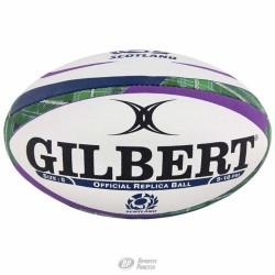 Balón Gilbert Rep. Escocia tartán TALLA 5