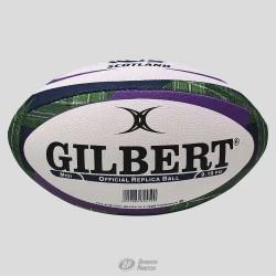 Balón Gilbert Rep. Escocia tartán TALLA MIDI