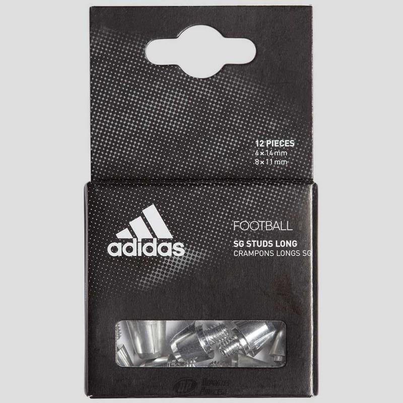 Juego de tacos Adidas SG LONG aluminio 11-14mm
