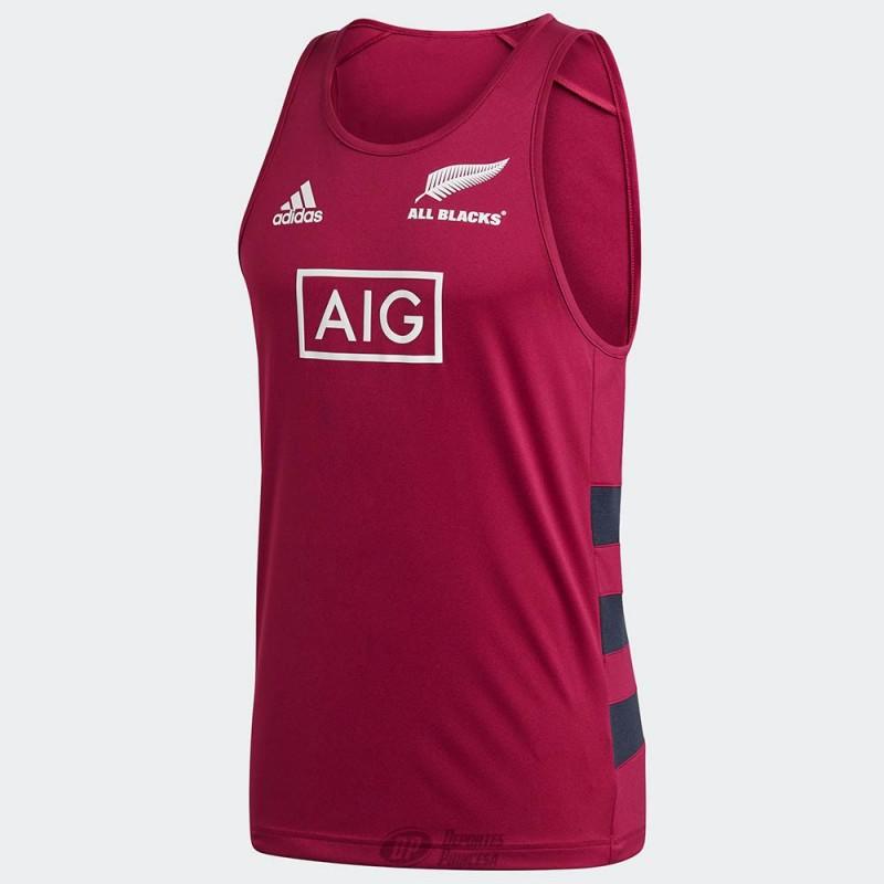 Camiseta tirantes All Blacks Primeblue