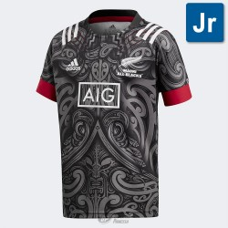 Camiseta rugby Adidas Māori All Blacks junior