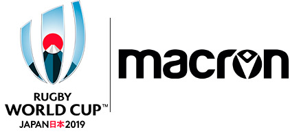 Macron rugby world cup 2019